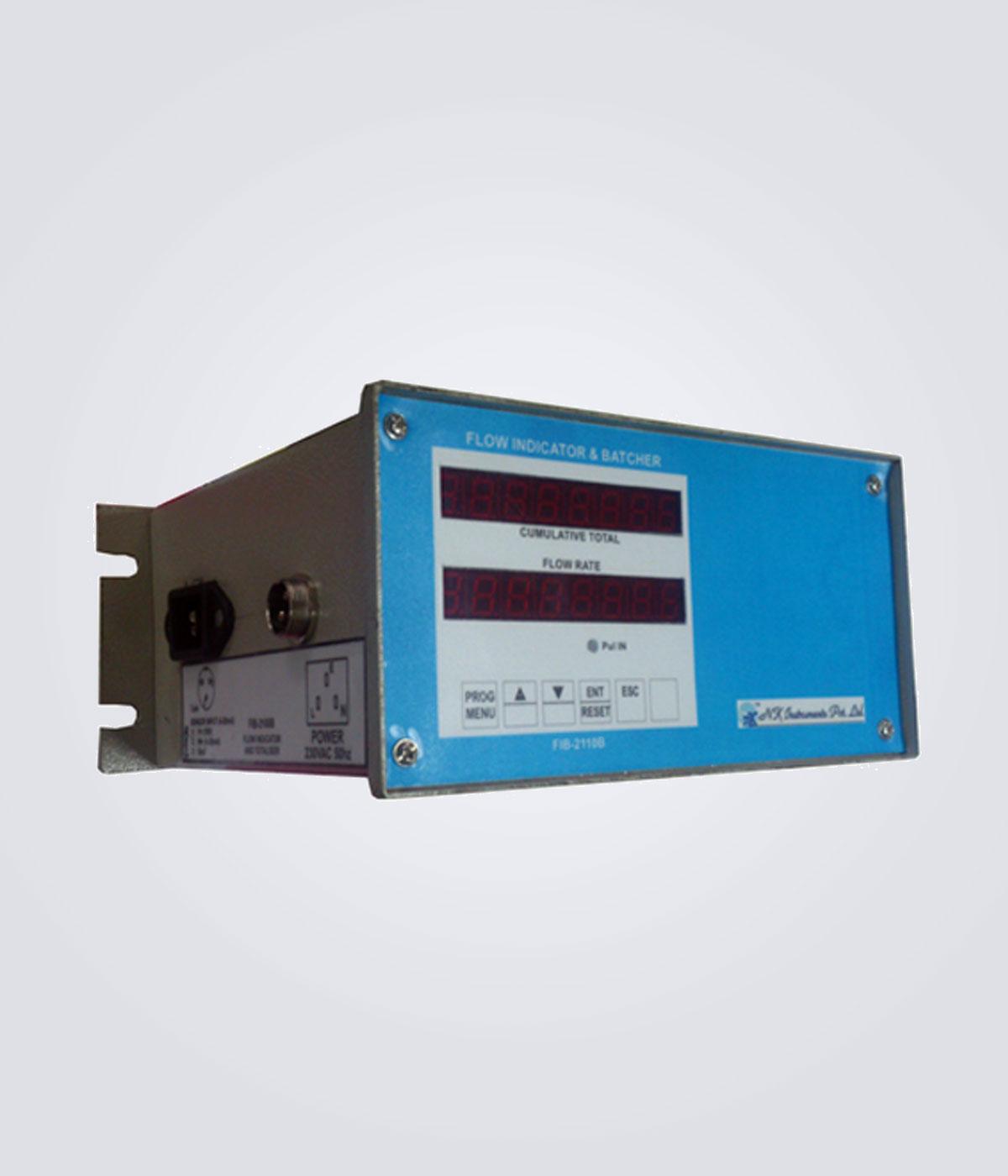 Panel Mount 4 20 Ma Digital Indicator : Customized process indicator controllers current