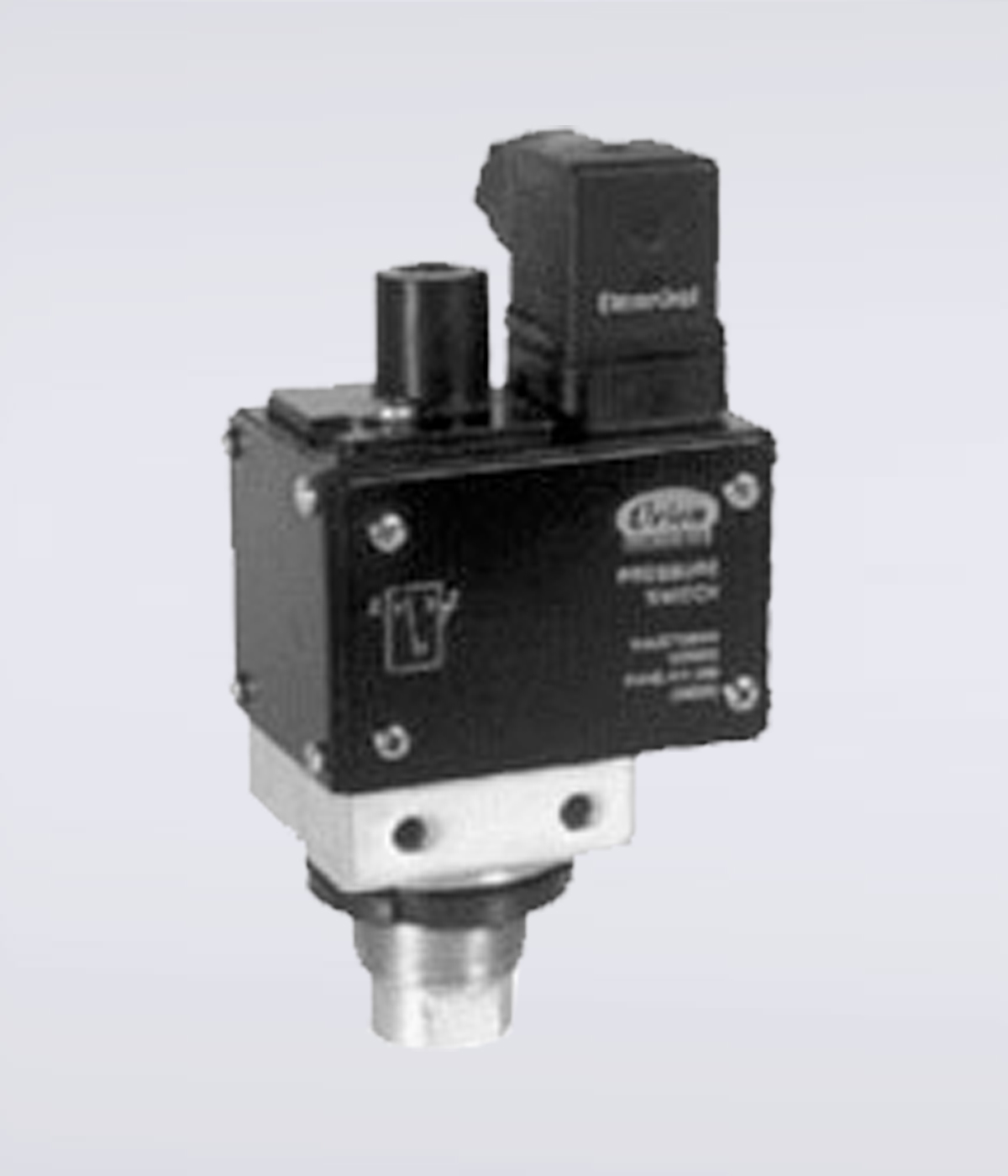 Hydraulic Range Pressure Switches DA Series