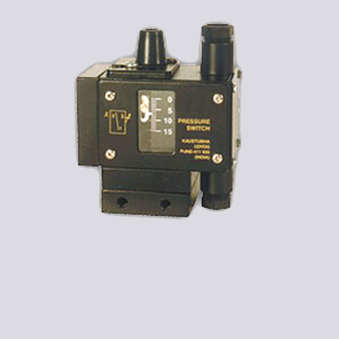 2 SPDT Pressure Switches
