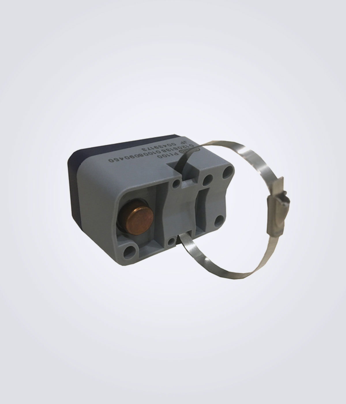 Temperature Sensor along with Head mounted Transmitter